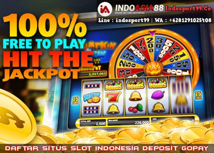 Daftar Situs Slot Indonesia Deposit Gopay Joker Indonesia Sepak Bola