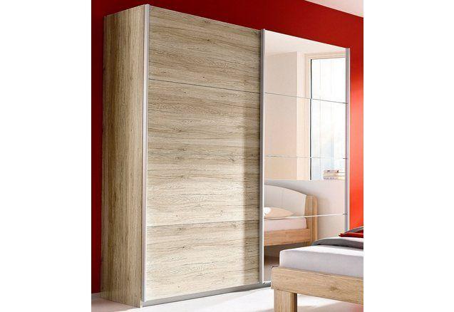 RAUCH Tolóajtó szekrény két ajtóval
