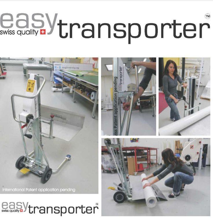 Тележка Easy Transporter