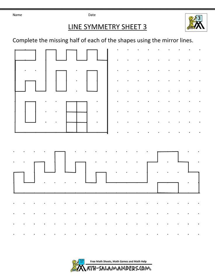 Printable Worksheets symmetry worksheets free : 25 best symmetries images on Pinterest | Symmetry activities, Art ...