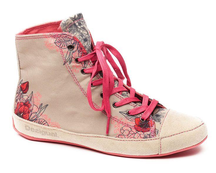 Desigual Sneakers Canela 1 - Born2Style Fashion Store