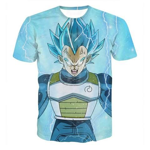 tee shirt dragon ball z homme adidas