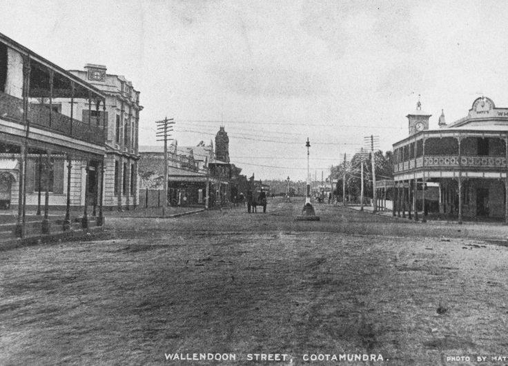 Wallendoon Street, date unknown.