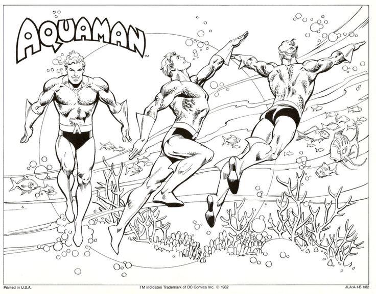 36 besten dc comics coloring pages bilder auf pinterest