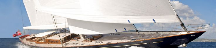 We are looking forward to welcoming back to our STP Palma facility, 53m classic racing sloop ERICA, built by Vitters Shipyard. #TechnoCraft will be providing her with a ‪#‎yachtcover‬ for her topsides ready for her new paint job. #wevegotitcovered www.technocraftsl.com