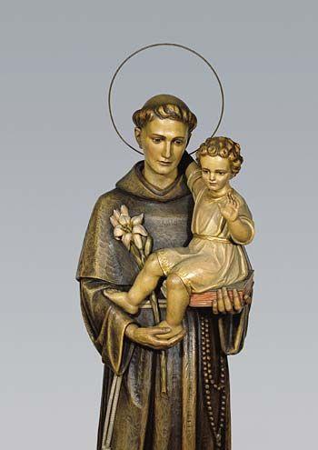 Viva Santo Antonio, amanha é o dia dele.