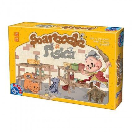 Image result for joc soarecele si pisica d-toys