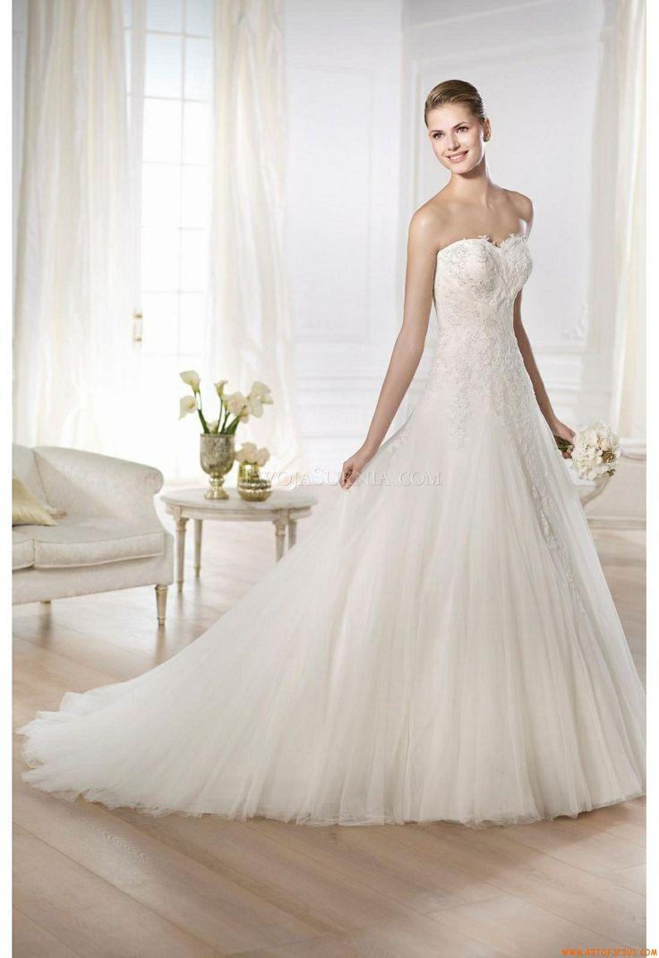 Wedding Dresses Pronovias Oma 2014