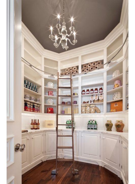 amazing kitchen pantry
