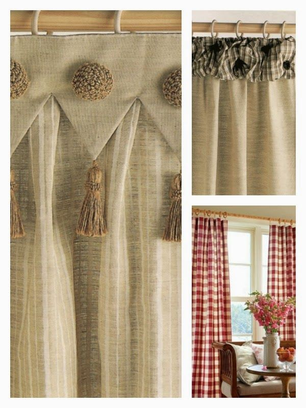 120 best TENDE - TENDAGGI - CURTAINS images on Pinterest | Shades ...