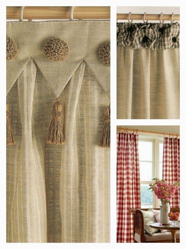 78 migliori idee su tende della cucina su pinterest tende della finestra della cucina - Tende da cucina rustica ...