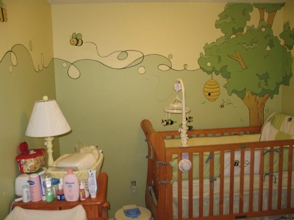 Bumble Bee Theme Rooms For Baby Pike