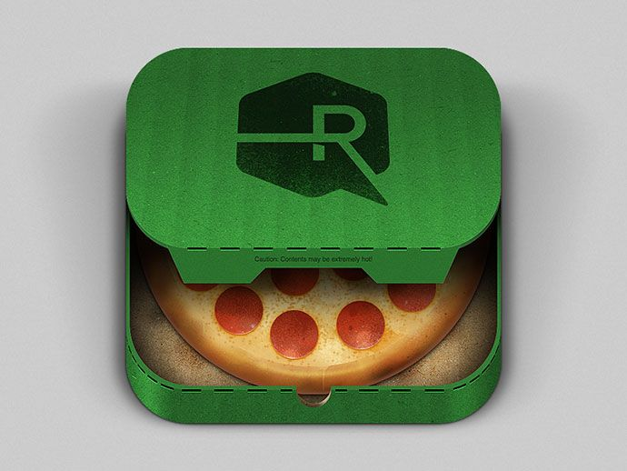 25 IOS App Icon Designs Inspiration | Graphic & Web Design Inspiration + Resources