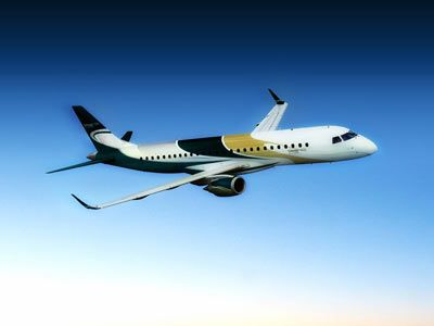 Luxury Private Jet Embraer Lineage 1000  $40950000