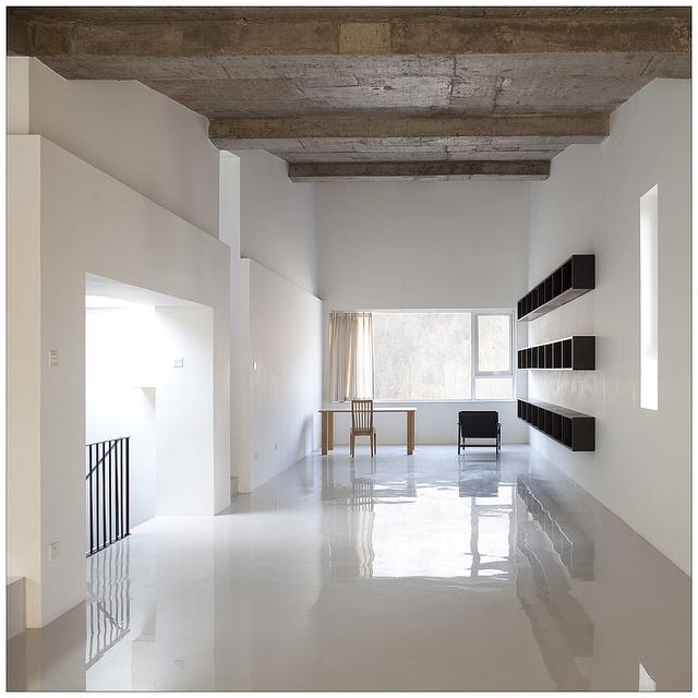 Pinterest the world s catalog of ideas for Minimalist white house by koichi kimura