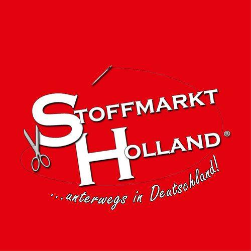 """Stoffmärkte sind in Holland schon sehr lange bekannt und sehr erfolgreich. Seit Herbst 2004 ist """"STOFFMARKT HOLLAND"""" auch in Deutschland bundesweit unterwegs. - Damen- und Kinderstoffe, - Gardinen, Heimtextilien und Dekostoffe - Quilt- und Patchworkstoffe - Polsterstoffe - Schnittmuster und - Kurzwaren."""