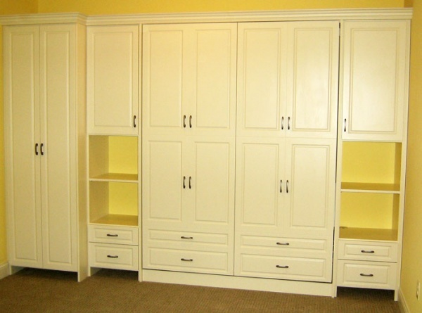 36 best murphy bed designs and ideas images on pinterest for California closets craft room