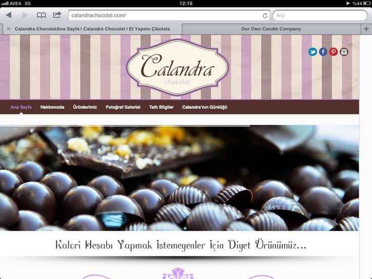 Calandrachocolat.com no added sugar chocolate