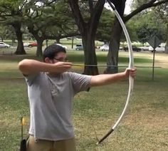 So you want to get into archery but you have been put off by the cost of traditional long bows and archery equipment? How would you like to build a long bow on the cheap, which is easily powerful enough to hunt with? Check out the two videos about from the Backyard Bowyer and see …