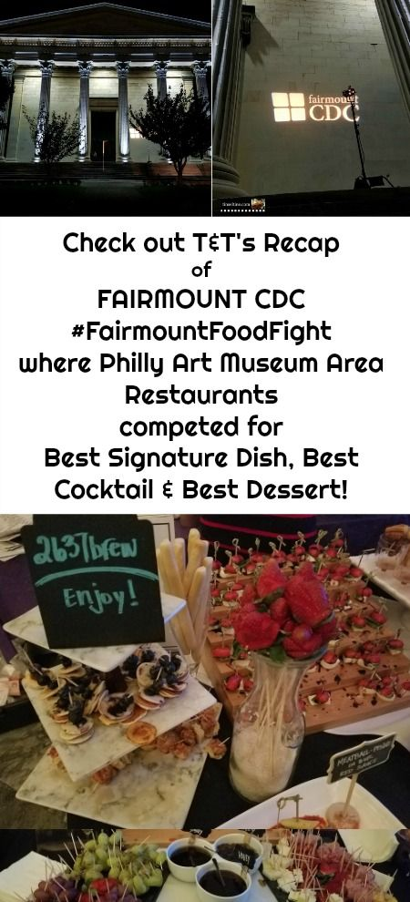 Nothing like a little Food Porn, check out these mini foodie interviews from the Philly Fairmount CDC Food Fight Fundraiser!