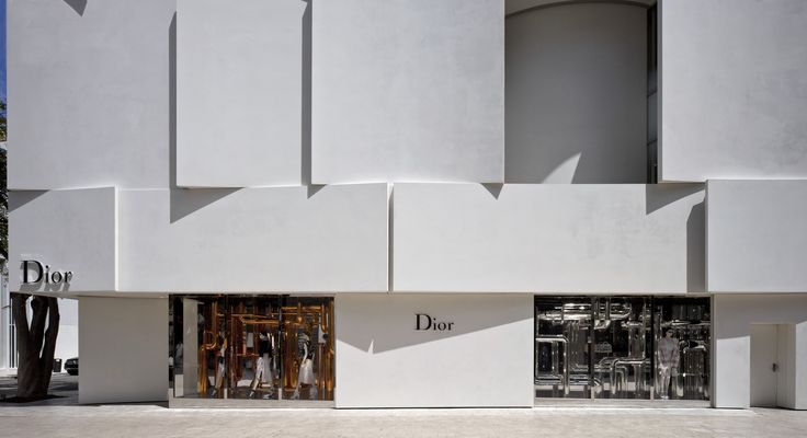 Gallery of Dior Miami Facade / Barbaritobancel Architectes - 2