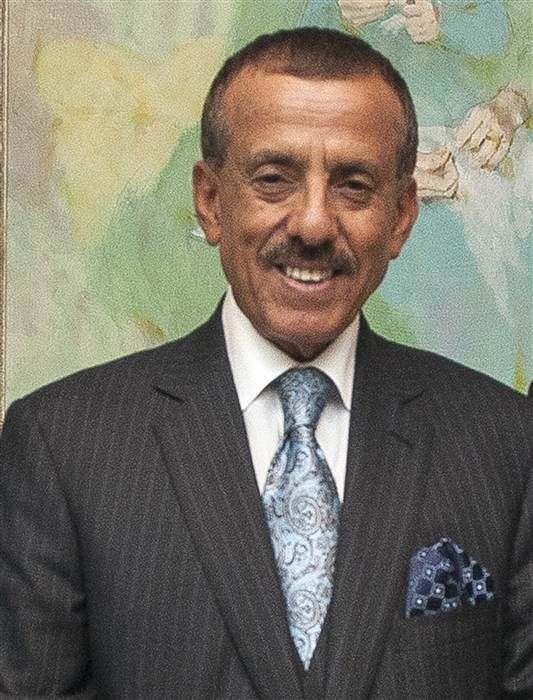 "Khalaf Al Habtoor.  Al Habtoor is the chairman of United Arab Emirates-based conglomerate Al Habtoor Group, which built Dubai's airport and owns Aston Martin and Bentley dealerships and luxury HOTELSthroughout the region.  He was shocked by Trump's comments, which the American tycoon defended Tuesday as ""common sense."""