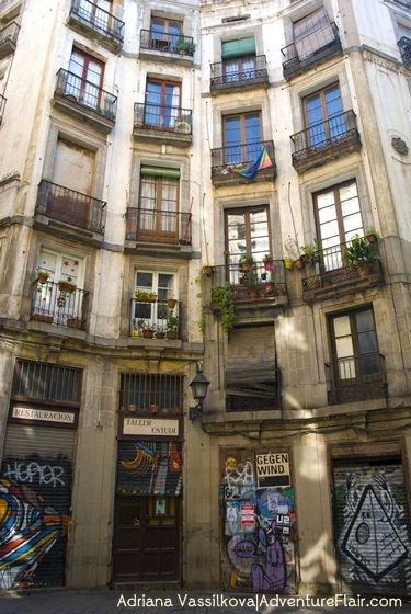 Couchsurfing in the Barcelona