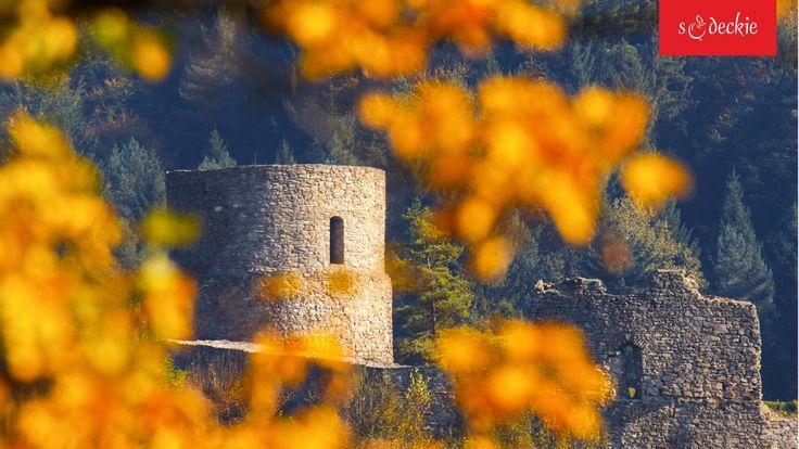 Ruiny zamku w Rytrze, fot. K.Bańkowski
