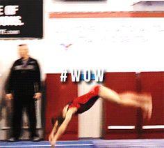 ragan smith gymnastics   WOGymnastika