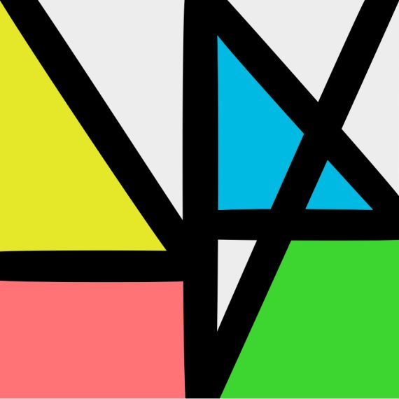 Peter Saville // New order Album covers of the year