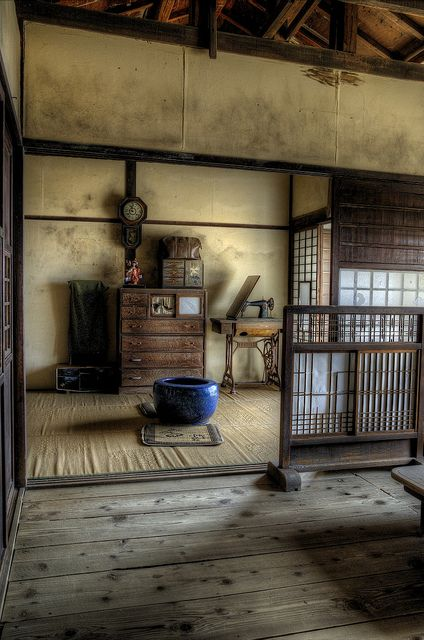 beautyofjapan:  Japanese Old