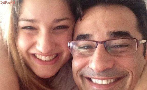 Luciano Szafir conta que já pregou peça em namorado de Sasha: - Vou te encher de porrada