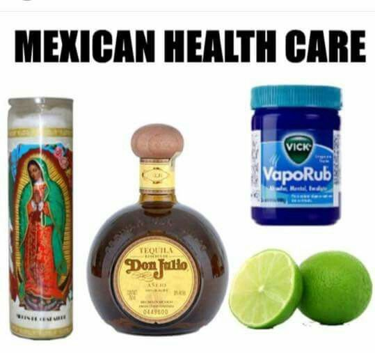 From Mexicans Be Like