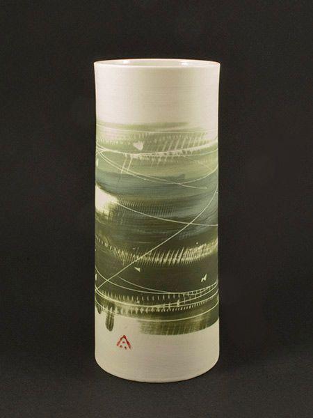 Junction Art Gallery - Ali Tomlin Medium Cylinder Vase