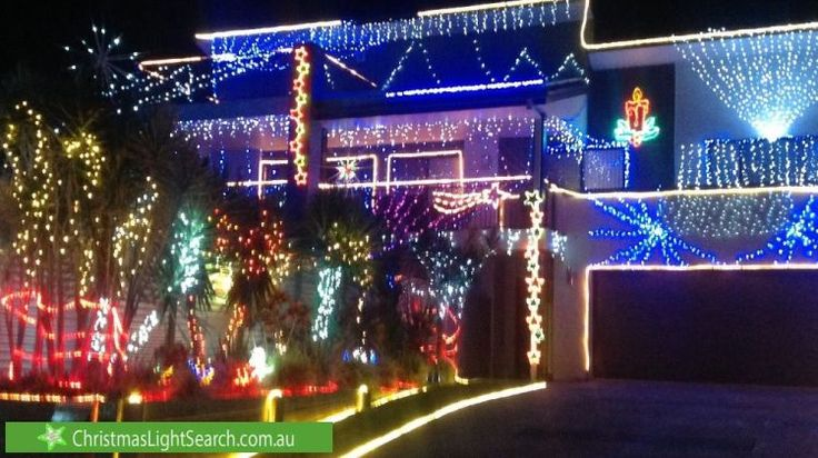 Christmas Lights at Huntly Place, Redland Bayhttp://xmaslights.co/redlandb