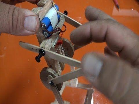 Cómo hacer un Robocop - YouTube