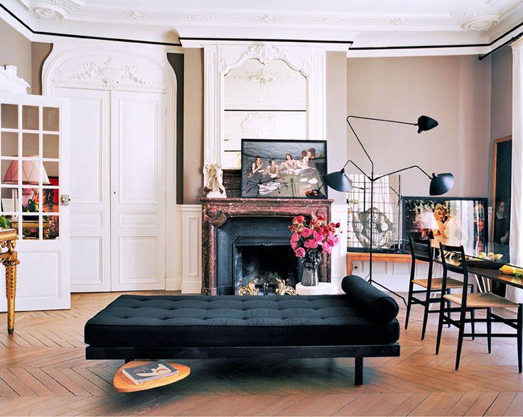 Interiors Giambattista Vallis Paris Apartment