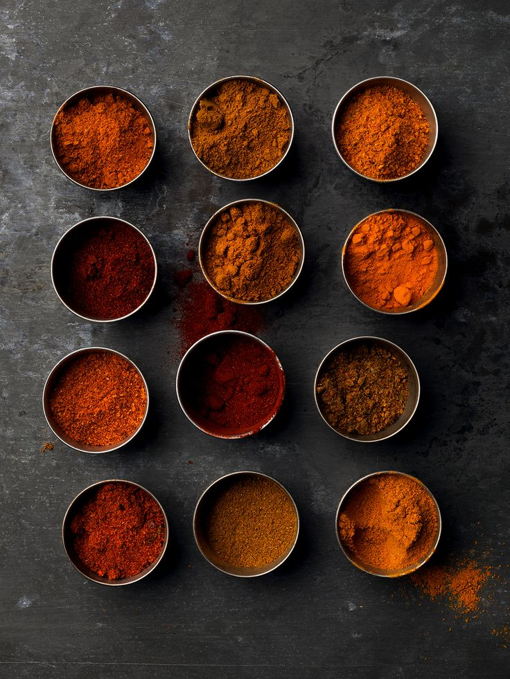 Spices - Charlie Drevstam, Photography http://amzn.to/2tmDrIW