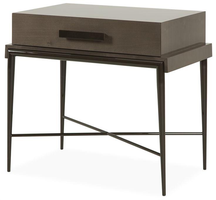 Langham Тумбочка - Мебель для спальни - The Sofa & Company Стул