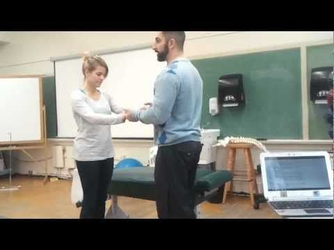 Meniscus Testing: Thessaly, McMurray's & Apley compression n distraction - YouTube >> McMurray's Test @ 3:40 // Apley's Compression & Distraction @ 5:35 // DDx @ 6:55