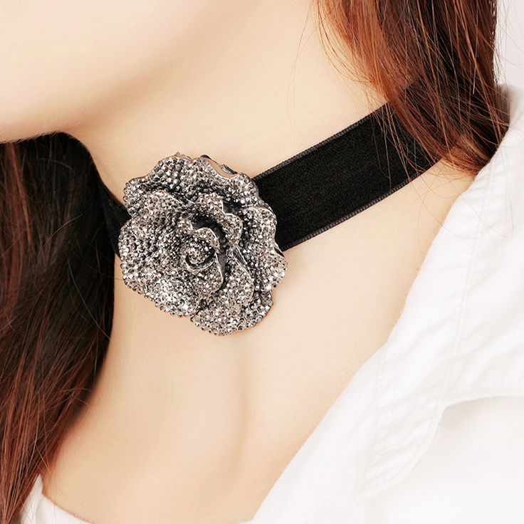 Cheap statement necklace, Buy Quality necklaces for women directly from China black choker Suppliers: