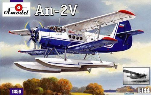 Antonov An-2V. A Model, 1/144, injection, No.1459. Price: 10,98 GBP.