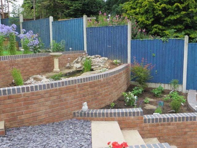 52 best Garden walls images on Pinterest Garden walls Backyard