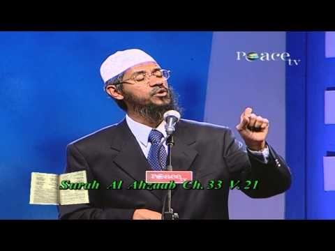 Muhammad (pbuh) in the Various World Religious Scriptures   Dr Zakir Naik   Part 1 - http://www.muslimcentraltube.com/2119/muhammad-pbuh-in-the-various-world-religious-scriptures-dr-zakir-naik-part-1/