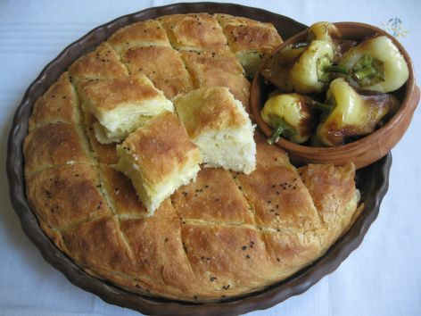 17 best images about albanian food on pinterest vegeta for Albanian cuisine