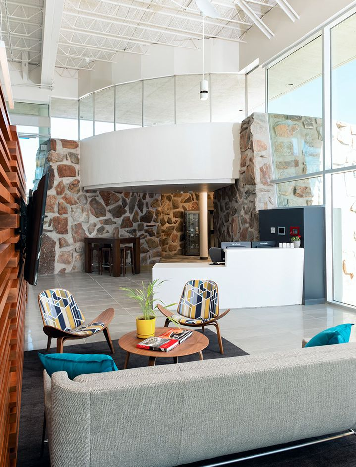 Architecture and interior design firm Cuningham Group has moved into its  new Phoenix office, a