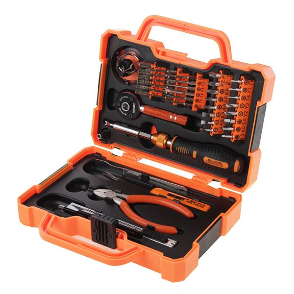 JAKEMY JM-8146 47 in 1 Multifunctional Household Maintenance Tools Kit Screwdriver Set