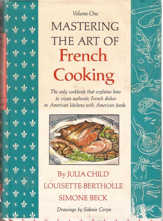 julia child cookbook free pdf