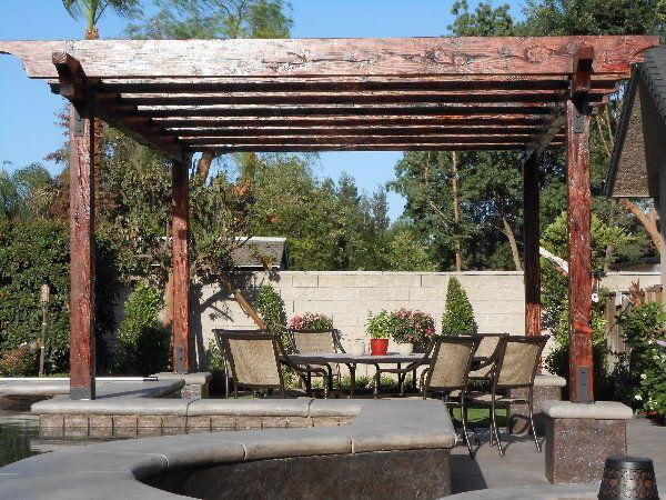Ransom Concrete Construction - Fresno Concrete Contractor, Stamped Concrete, Concrete