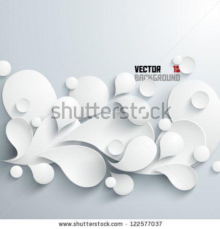 Abstract 3D Geometrical Design by yienkeat, via Shutterstock